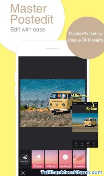 Camera360 Ultimate là ứng dụng
