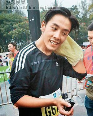 李逸朗處男跑預計花時五十分鐘。