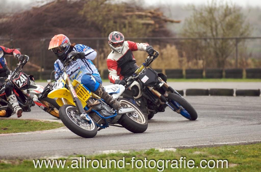 Motorsportfotografie - Supermotard in Emmen (5 april 2009) - 14