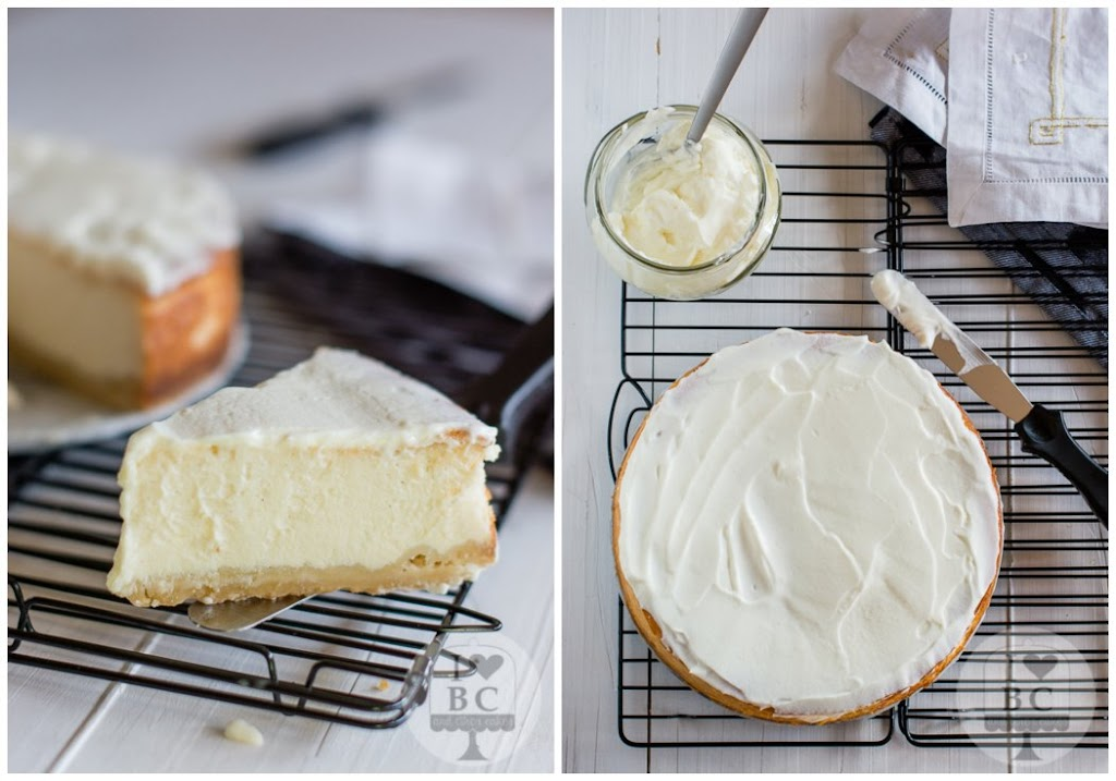 CLASSIC LEMON CHEESECAKE DE DONNA HAY
