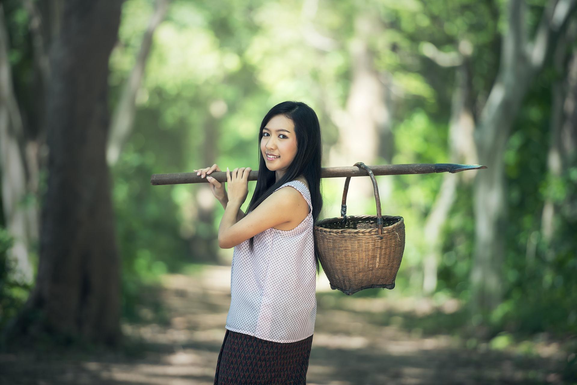 Short stories L'Intelligente fille du paysan
