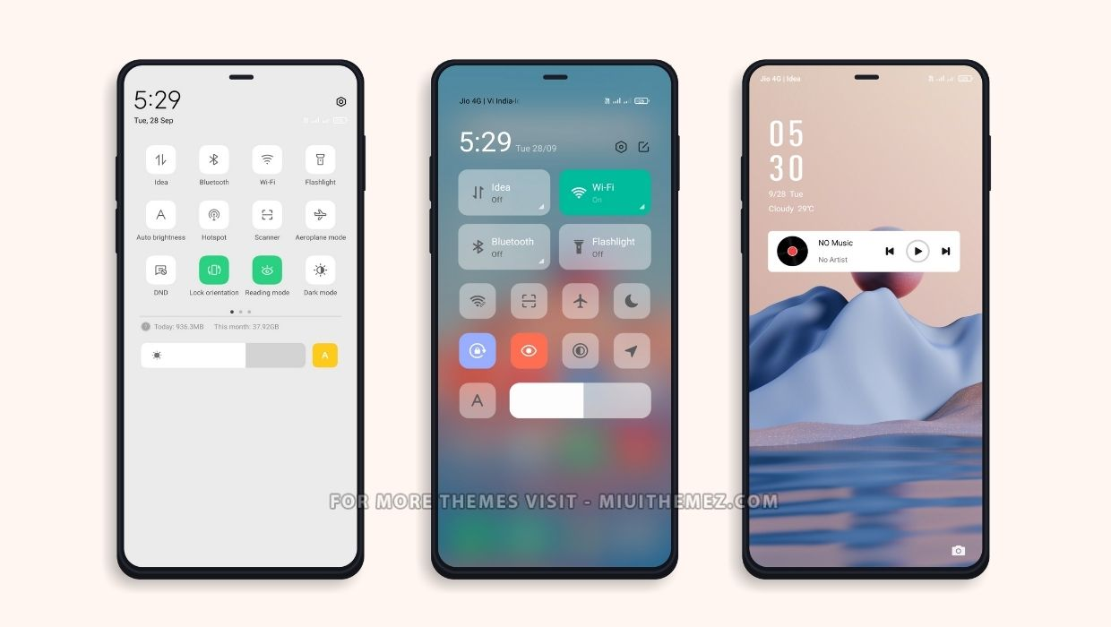 ColorXtended 12.0 MIUI Theme