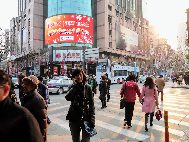 Shanghai,dans l'ex concession Française