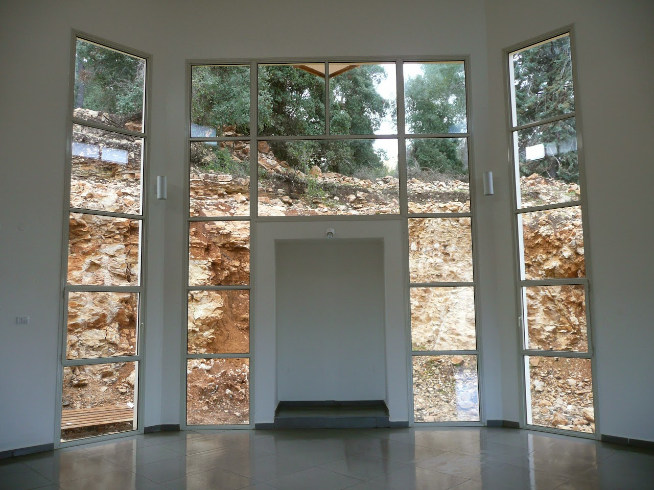 Interior & custom-made elements  - Aron Kodesh Window Wall cropped.jpg