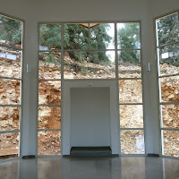 Interior & custom-made elements  - Aron Kodesh Window Wall cropped.jpg