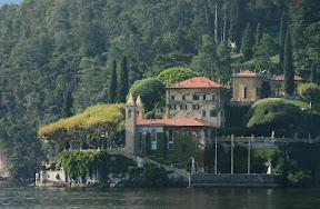 Villa Balbianello (aka Senator Amidala's house on Naboo)