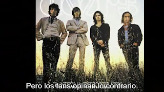 The Doors: When you're strange. Subtítulos en español