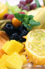 exotic fruite plate