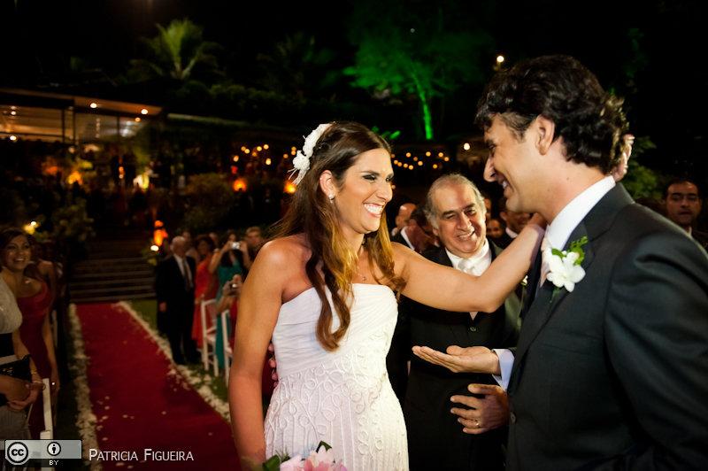 Foto de casamento 1028 de Beatriz e Leonardo. Marcações: 23/04/2011, Casamento Beatriz e Leonardo, Rio de Janeiro.