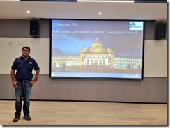 Suhail Jamaldeen - Suhail Cloud - SharePoint Bangalore  (5)