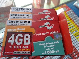 Cara Baru Beli Paket Murah Telkomsel Selain *550*×××#