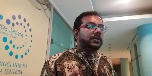 Djokcan Digaruk, Haris Azhar: Selamat, Tapi Seperti Mau Menutupi Kesalahan Polisi dan Pejabat