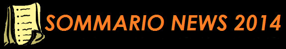 ARCHIVIO SOMMARIO NEWS 2014