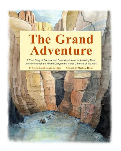 The Grand Adventure, Mark Hicks