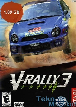 V-Rally 3 Full Oyun
