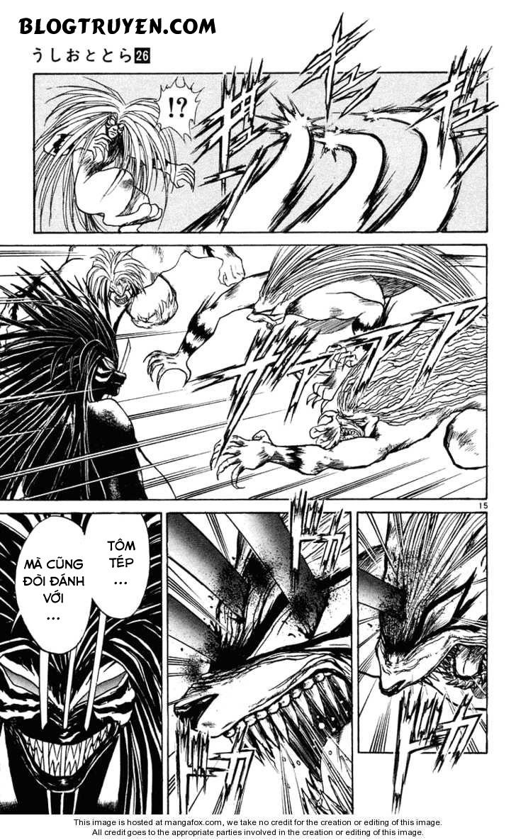 Ushio and Tora Chap 241 - Truyen.Chap.VN