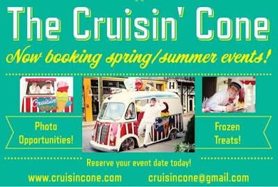 Get Your Cruisin' Cone T-Shirts!