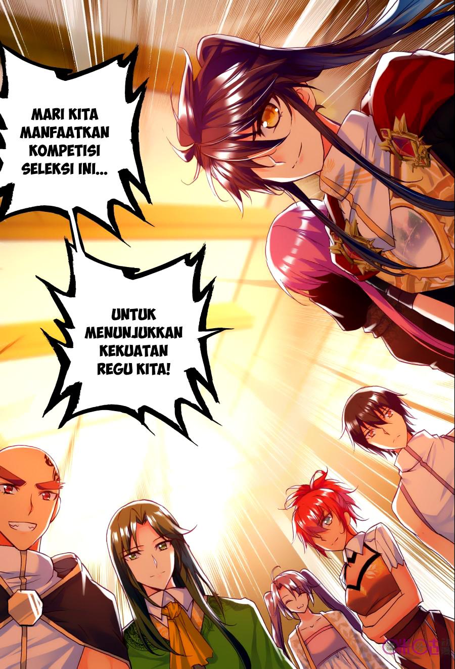 Baca Manga Shen Yin Wang Zuo Chapter 118 Komik Station