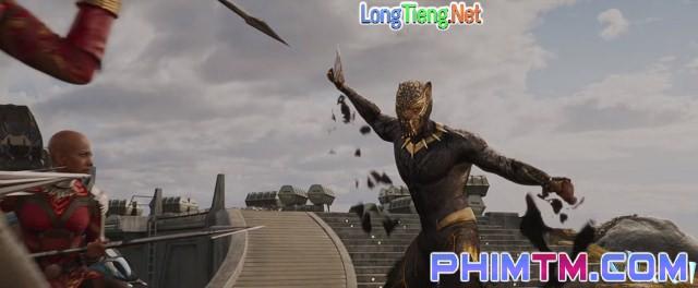 Xem Phim Chiến Binh Báo Đen - Black Panther - phimtm.com - Ảnh 1