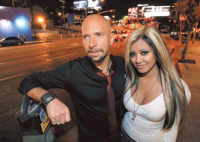 Neil Strauss And Girlfriend, Neil Strauss