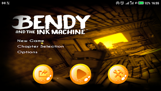 fight super bendy ink machine adventure in castle - náhled
