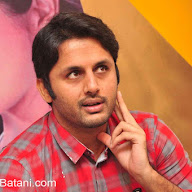 Nitin Interview Photos