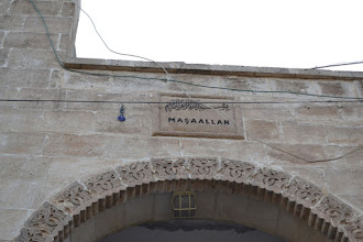 Photo: On the streets of Midyat