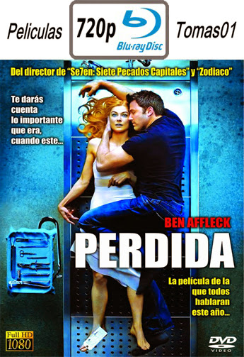 Perdida (Gone Girl) (2014) BRRip 720p