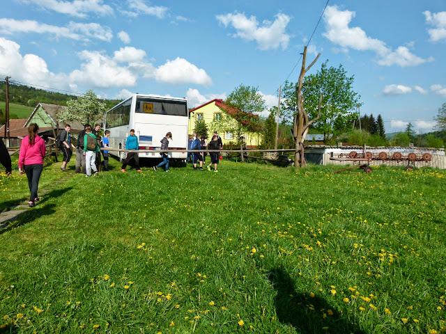 Zajęcia terenowe Źródliska Wisłoki - P1120957.JPG