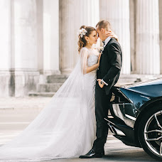 Wedding photographer Roman Pervak (Pervak). Photo of 12.06.2018
