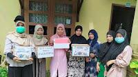 Masyarakat Desa Kuala Ligan Kabupaten Aceh Jaya Galang Dana untuk palestina