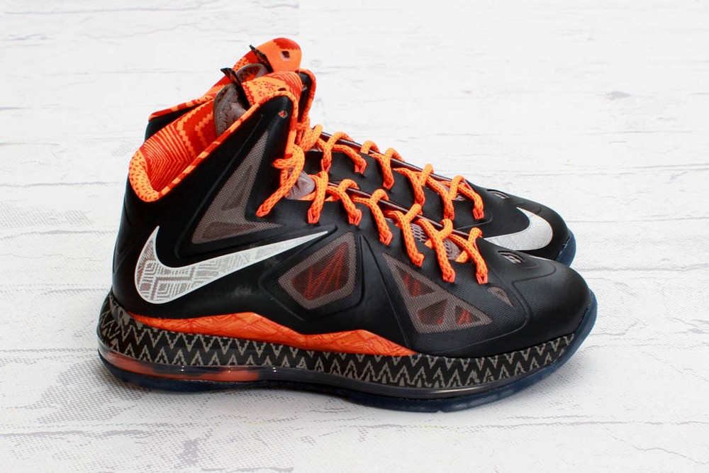 big sale 35dfa 7b7b8 Coming Soon Nike LeBron X 8220BHM8221 Equipped with 200 MSRP ...