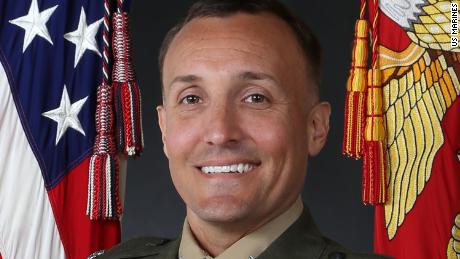 US Marine officer resigns commission after being relieved of command for criticizing military leaders over Afghanistan withdrawal