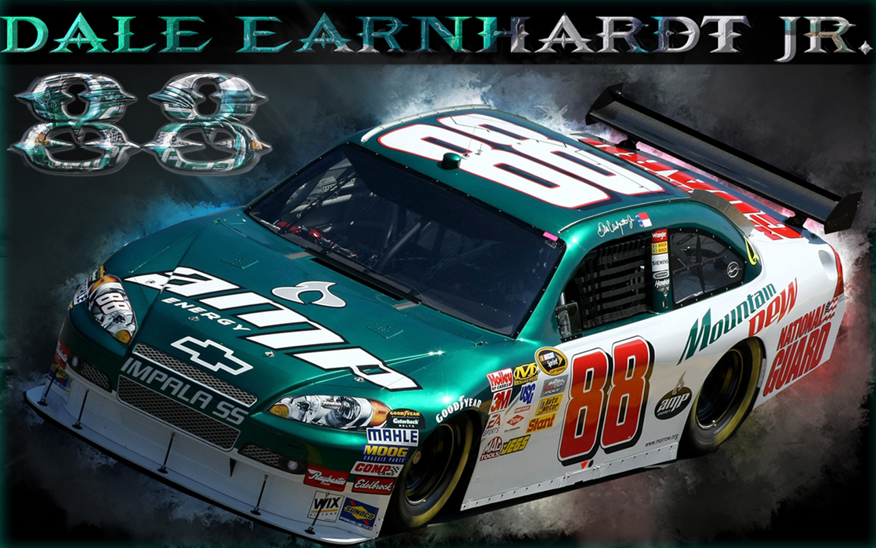 wallpapers by wicked shadows dale earnhardt jr 88 sic