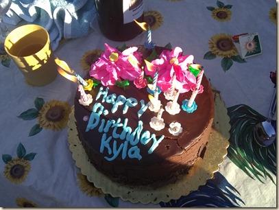 9-1 Kyla turns 12! 2