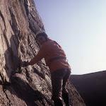 1983 Cornwall,  Doorpost Bosigran Jack Crewe.JPG