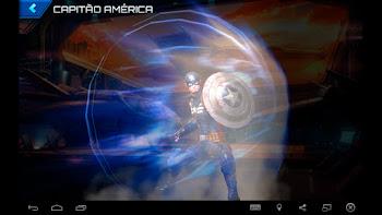 Capitão América - Capitão América: Soldado Invernal