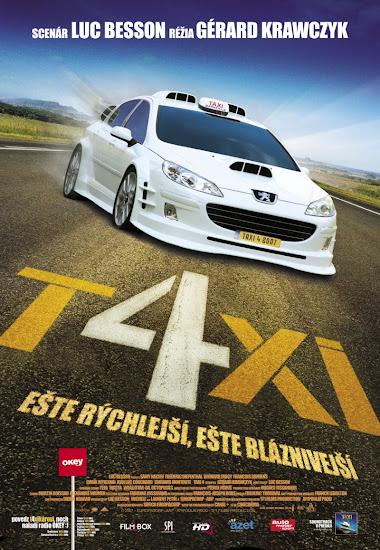 Taxi 4 แท็กซี่ระห่ำระเบิด บ้าระห่ำ ภาค 4 HD [พากย์ไทย]