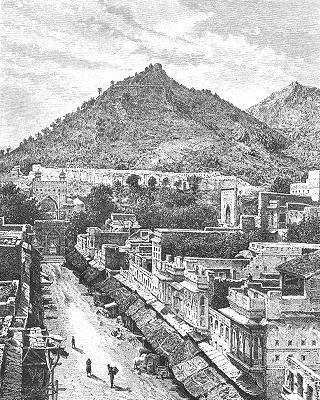 Hyderabad - Rare Pictures - The%2Bpresent%2Bmain%2Bgate%2Bof%2Bthe%2BAjmer%2Bdargah%2Bwas%2Bbuilt%2Bby%2Bthe%2BNizam%2Bof%2BHyderabad%2Bin%2B1911%2BA.D.%2Bor%2B1915%2BA.D.jpg