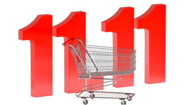 11.11 Singles Day Shopping