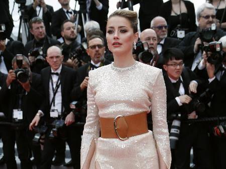 Após polêmica, Amber Heard diz que vai voltar para Aquaman 2: 'Animada'