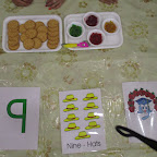 COOKING EXPERIENCE- INTRODUCTION TO NO. 9 FOR NURSERY (WITTY WORLD) 20.12.2016