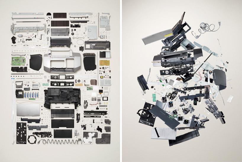 *拆解你的手機:藝術攝影師Todd Mclellan現代藝術攝影 Things Come Apart! 9