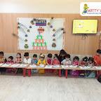 Janmashtami Celebration by Playgroup Section at Witty World, Bangur Nagar (2018-19)