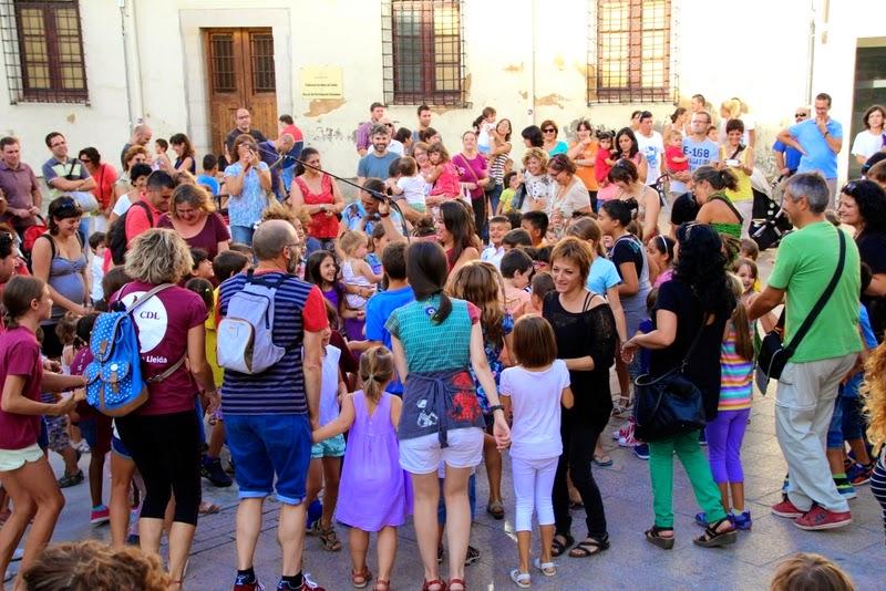 Festa infantil i taller balls tradicionals a Sant Llorenç  20-09-14 - IMG_4242.jpg