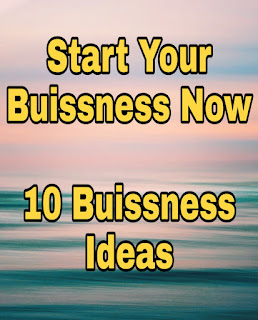 Start You Buissness - 10 ways to get rich