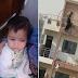 کراچی: ماں نے  کمسن بچی کو چھٹی منزل سے پھینک کر چھلانگ لگادی