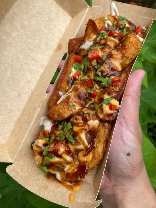 Yellow Cab's Ultimate Sloppy Wedges