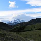 Subindo ao Mirados Los condores, Parque Nacional Los Glaciares, El Chaltén, Argentina