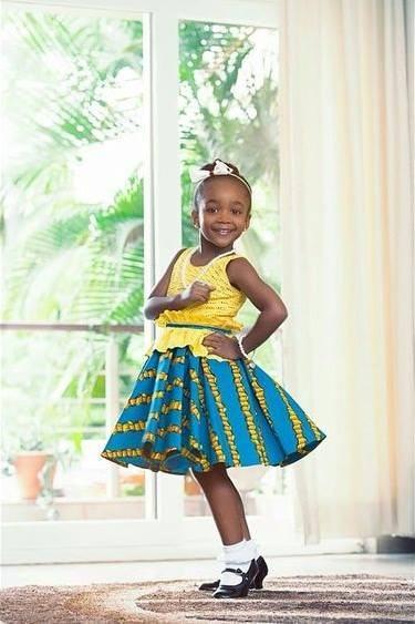 Trendy Kitenge Styles For Kids 2017 2018 ‹� Fashiong4